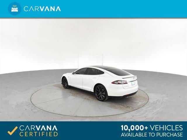 2012 Tesla Model S 5YJSA1DP9CFP01743