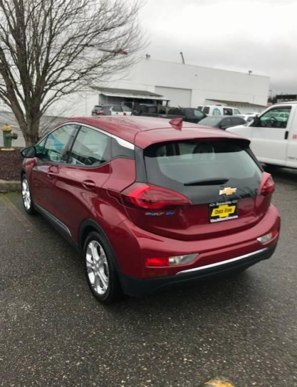 2017 Chevrolet Bolt 1G1FW6S0XH4137582