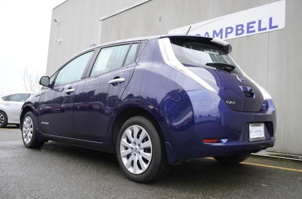 2017 Nissan LEAF 1N4BZ0CPXHC302712