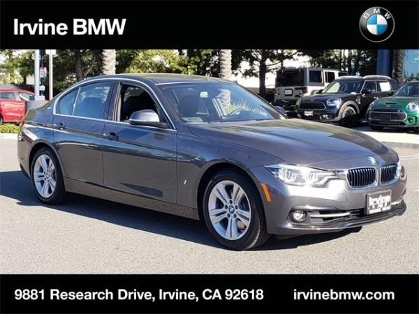 2018 BMW 3 Series WBA8E1C53JA178320