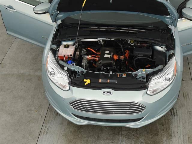 2014 Ford Focus 1FADP3R45EL210934