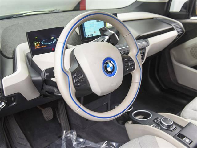 2016 BMW i3 WBY1Z2C56GV556838