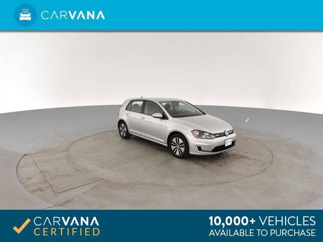 2016 Volkswagen e-Golf WVWKP7AU5GW915450