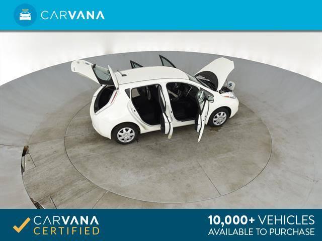 2017 Nissan LEAF 1N4BZ0CP3HC312014