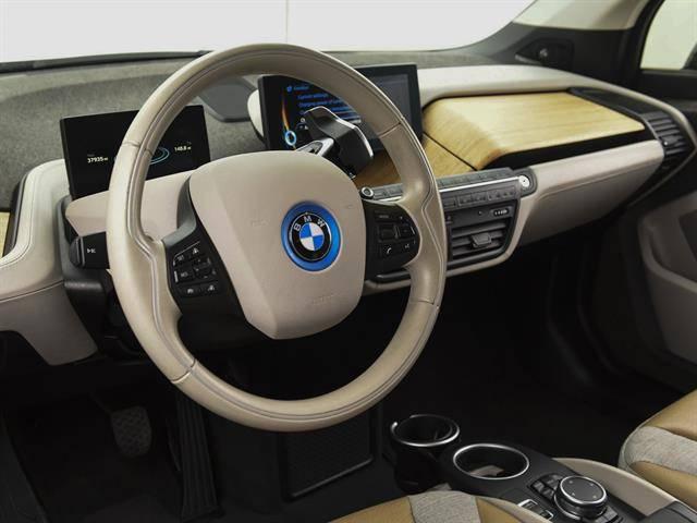 2015 BMW i3 WBY1Z2C51FV286187
