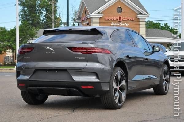 2019 Jaguar I-Pace SADHD2S1XK1F63800