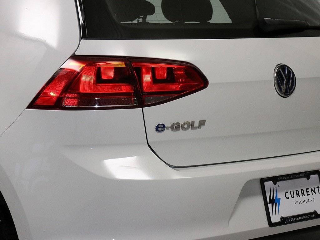 2016 Volkswagen e-Golf WVWKP7AU3GW916242