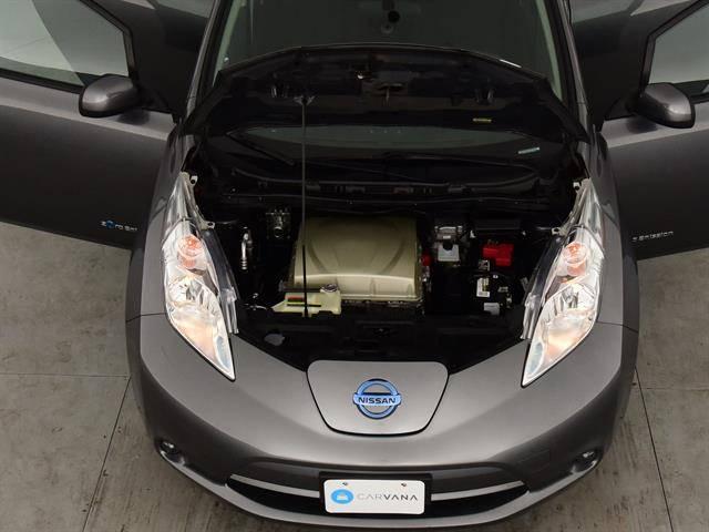 2017 Nissan LEAF 1N4BZ0CP7HC300853