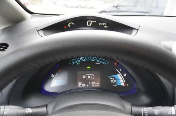 2015 Nissan LEAF 1N4AZ0CP7FC313577