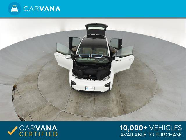 2014 BMW i3 WBY1Z2C5XEV284470