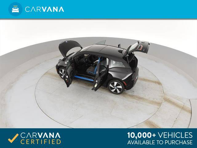2017 BMW i3 WBY1Z8C31HV892206