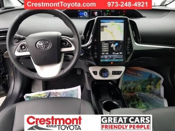 2017 Toyota Prius Prime JTDKARFPXH3033614