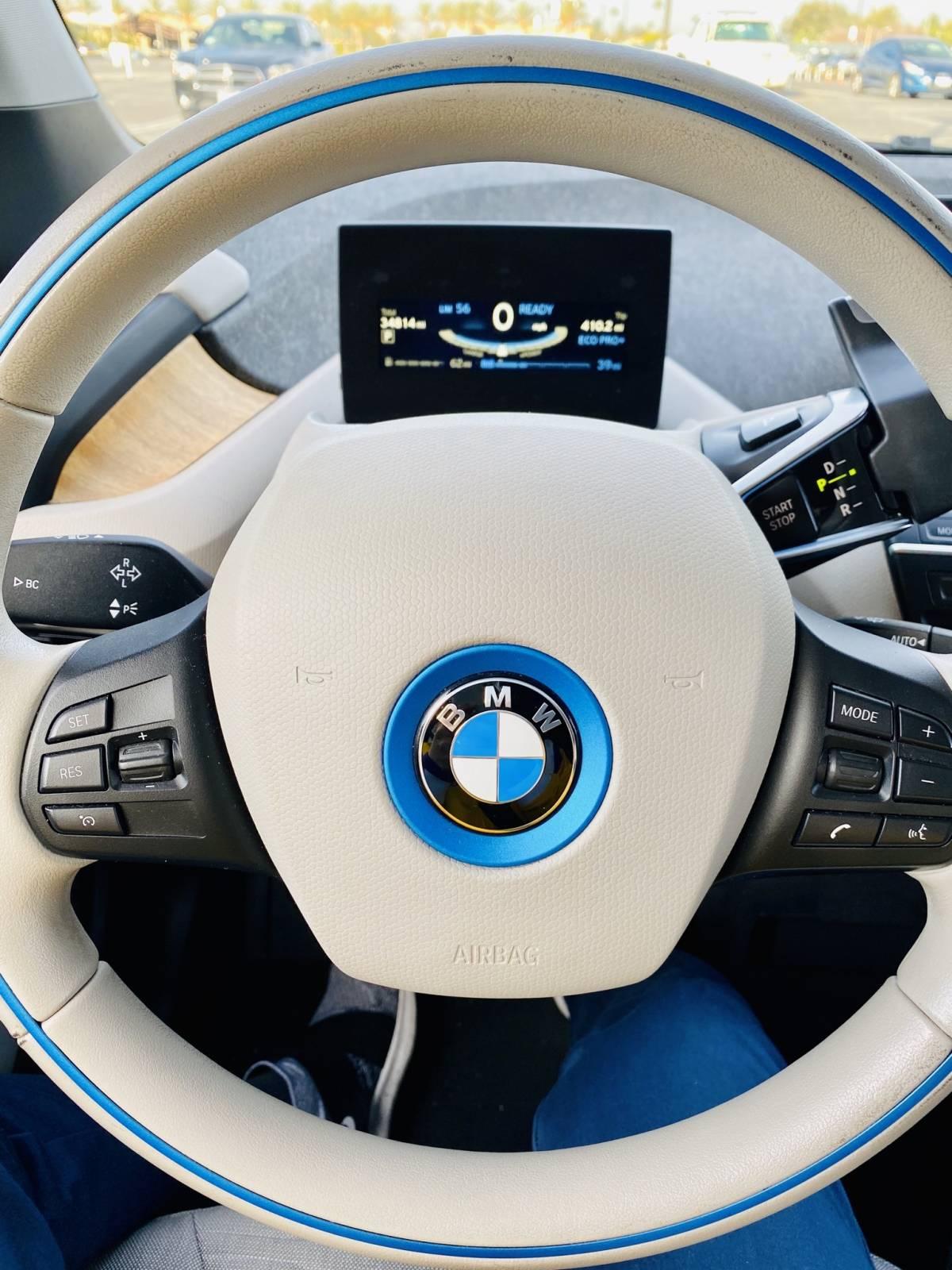 2017 BMW i3 WBY1Z8C55HV889844