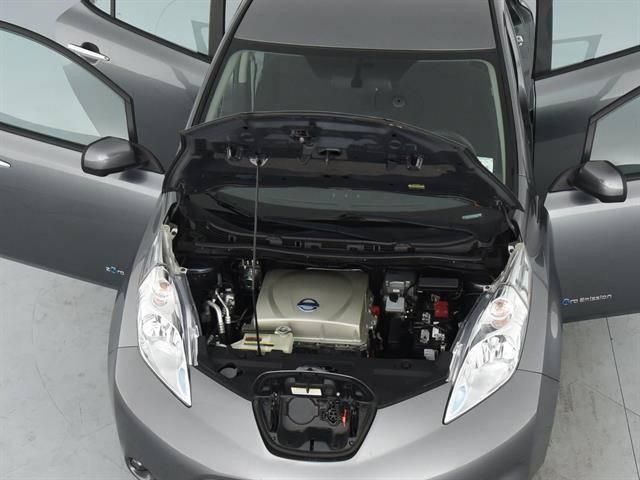 2015 Nissan LEAF 1N4AZ0CP5FC328448