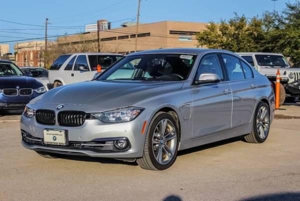 2017 BMW 3 Series WBA8E1C34HA156948
