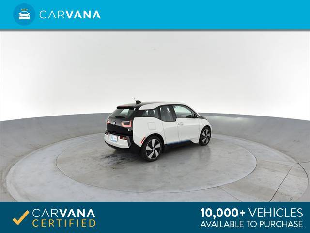 2017 BMW i3 WBY1Z8C33HV893650