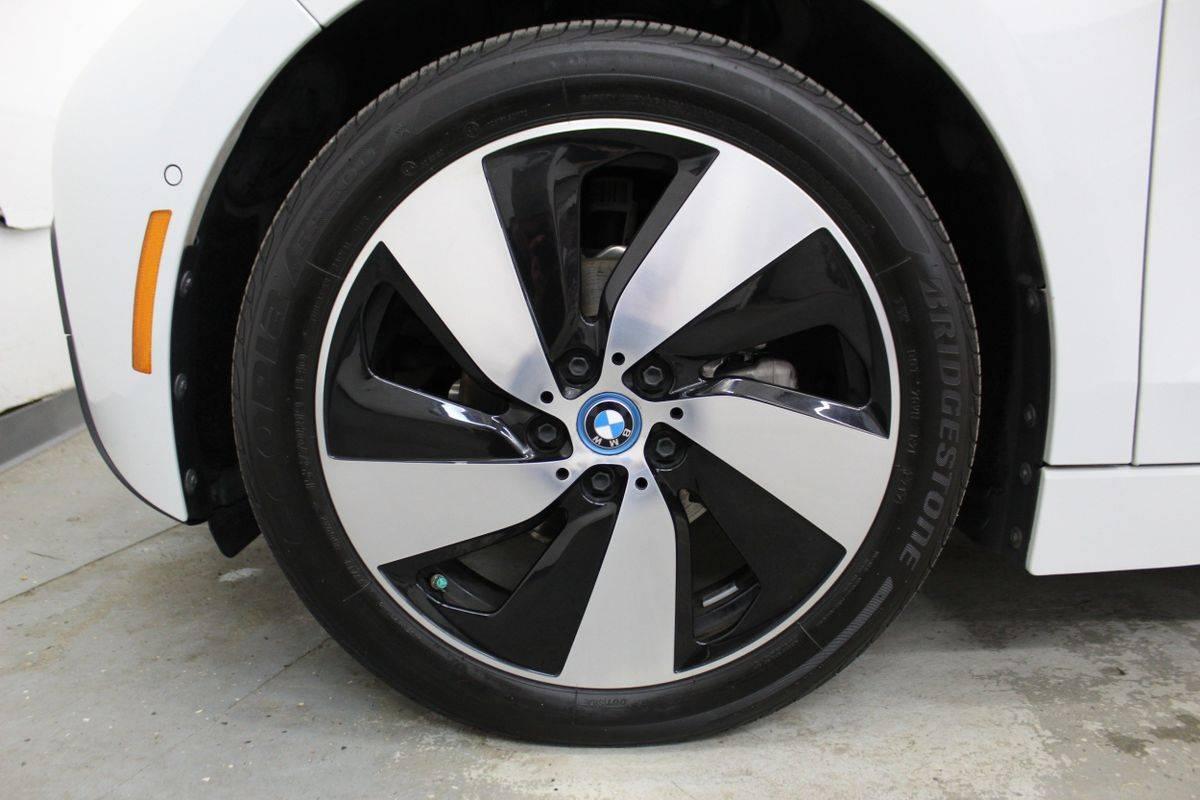2017 BMW i3 WBY1Z8C39HV895158