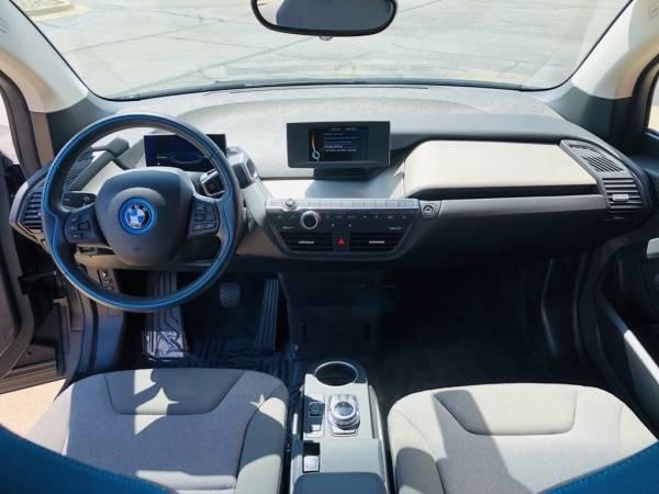 2017 BMW i3 WBY1Z8C30HV891418