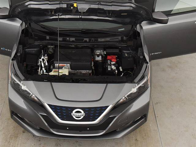 2018 Nissan LEAF 1N4AZ1CP9JC300666