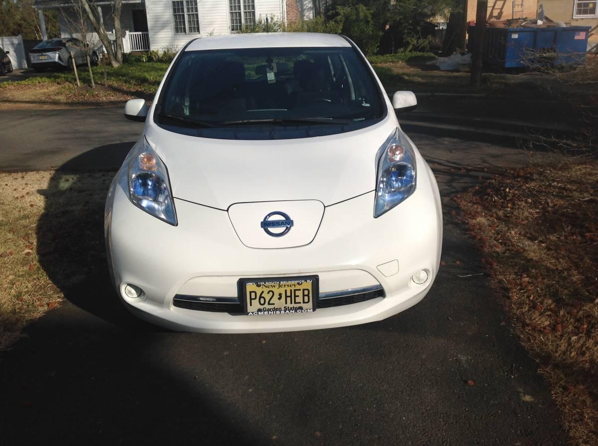 2013 Nissan LEAF 1N4AZ0CP4DC426142