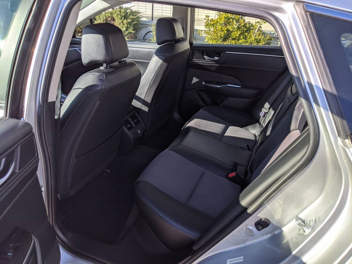 2018 Honda Clarity JHMZC5F17JC009286