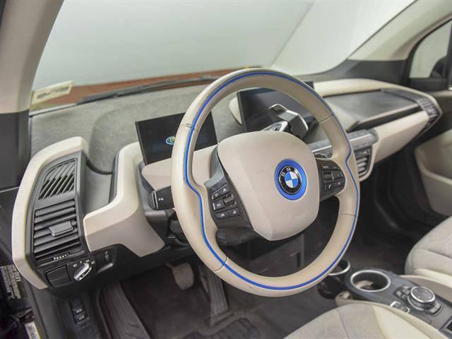 2015 BMW i3 WBY1Z2C54FV555931