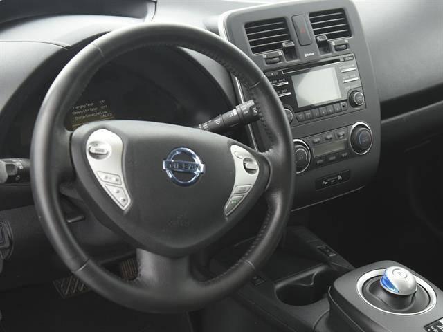 2015 Nissan LEAF 1N4AZ0CP7FC314468