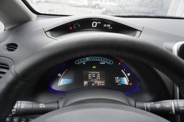 2016 Nissan LEAF 1N4BZ0CPXGC300859