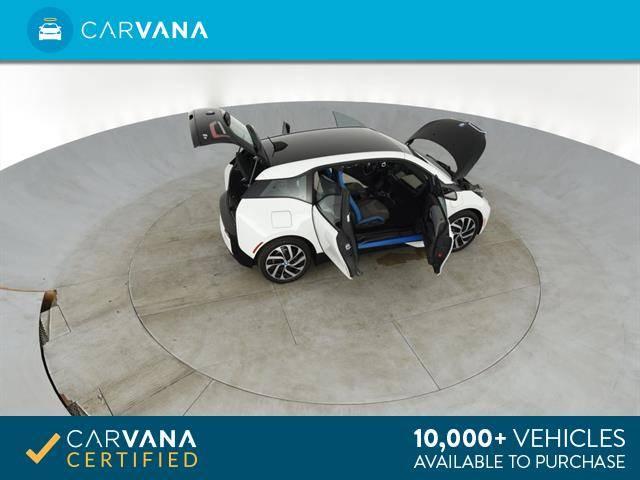 2017 BMW i3 WBY1Z8C30HV891029