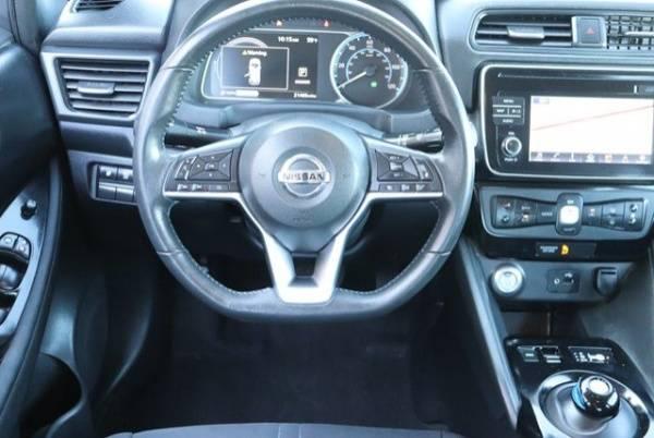 2018 Nissan LEAF 1N4AZ1CP0JC309093