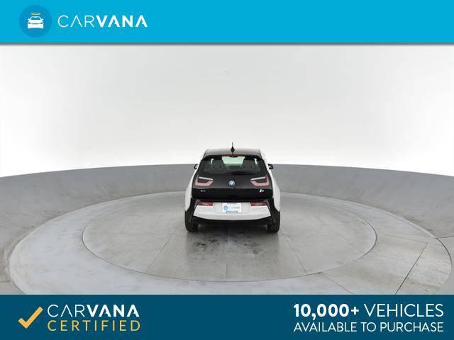 2015 BMW i3 WBY1Z2C5XFV555609