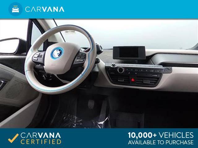 2015 BMW i3 WBY1Z4C55FV500528