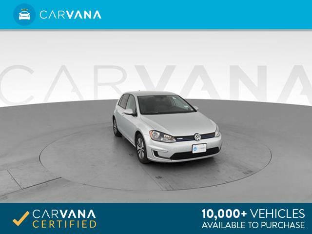 2016 Volkswagen e-Golf WVWKP7AU2GW914658