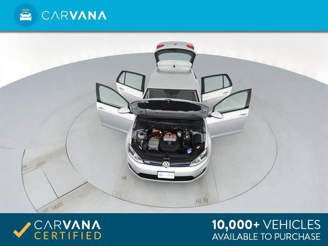 2016 Volkswagen e-Golf WVWKP7AU8GW914020