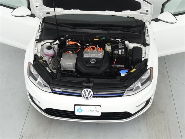 2016 Volkswagen e-Golf WVWKP7AU5GW914718