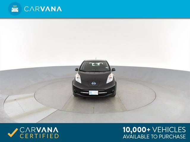 2017 Nissan LEAF 1N4BZ0CP5HC300138