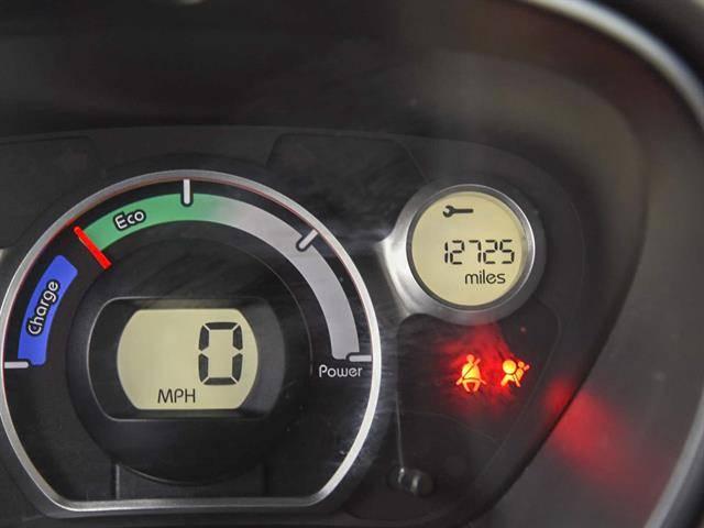 2012 Mitsubishi i-MiEV JA3215H15CU023110