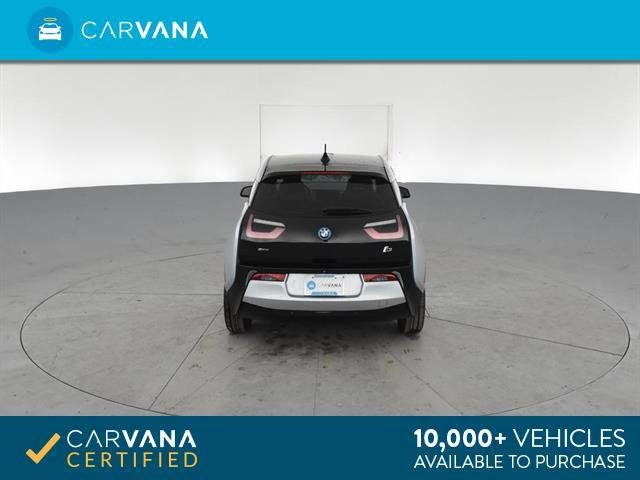 2015 BMW i3 WBY1Z4C55FV500447