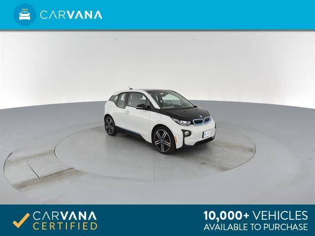 2015 BMW i3 WBY1Z4C56FV503017
