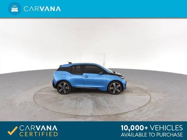 2017 BMW i3 WBY1Z6C54HV548343