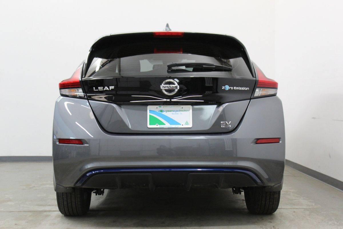 2019 Nissan LEAF 1N4BZ1CPXKC309396