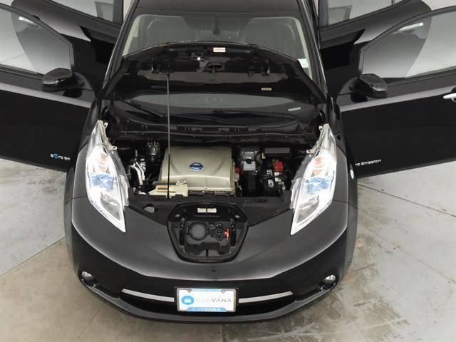 2015 Nissan LEAF 1N4AZ0CP6FC321539