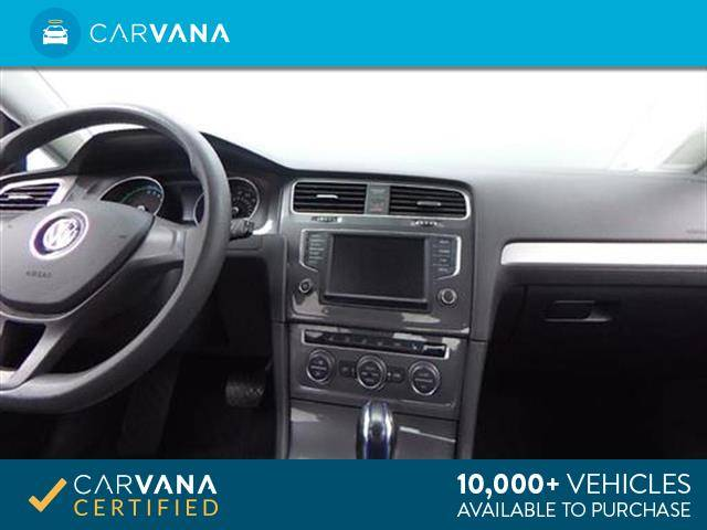 2016 Volkswagen e-Golf WVWKP7AU1GW915557