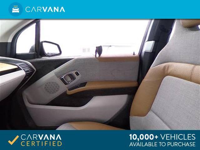 2014 BMW i3 WBY1Z4C58EV276346