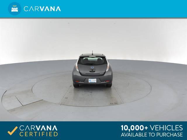 2017 Nissan LEAF 1N4BZ0CP0HC304095