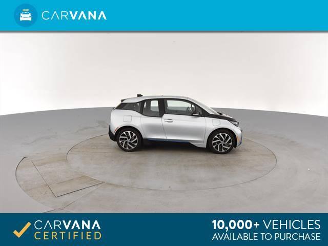 2017 BMW i3 WBY1Z8C31HV891833