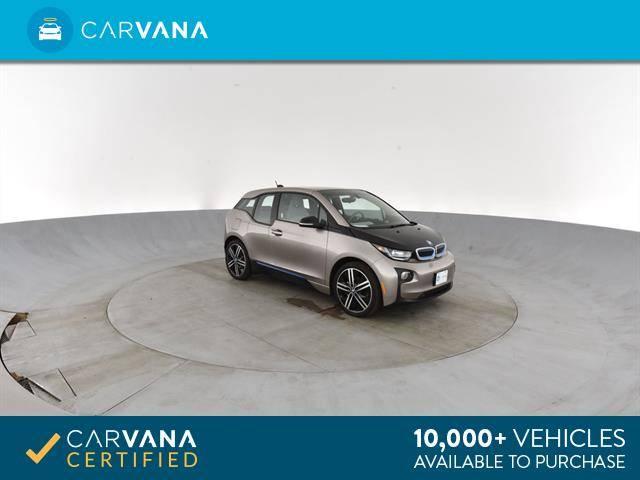 2015 BMW i3 WBY1Z2C52FV555717