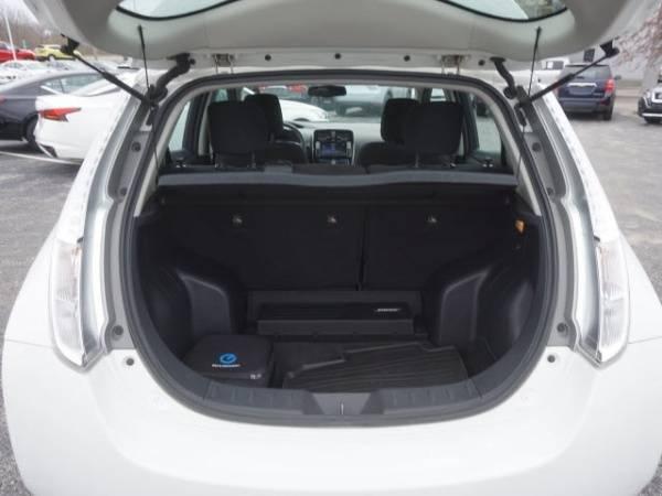 2017 Nissan LEAF 1N4BZ0CP7HC300724