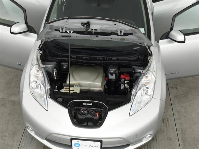 2016 Nissan LEAF 1N4AZ0CP4GC305440