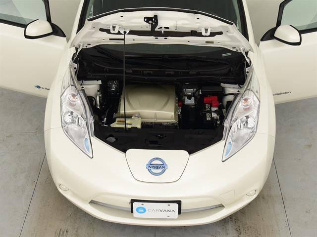 2017 Nissan LEAF 1N4BZ0CP8HC303700